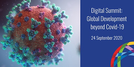 Digital Summit: Global Development beyond Covid-19 tickets