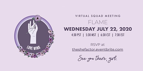 Love Wins: Flame Virtual Event tickets