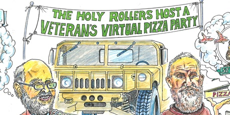 Holy Rollers Virtual Pizza Party for Veterans  w/ Fr. Conrad & Fr. Lapsley tickets