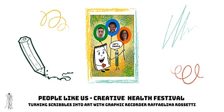 Turning Scribbles Into Art with Graphic Recorder Raffaelina Rossetti tickets