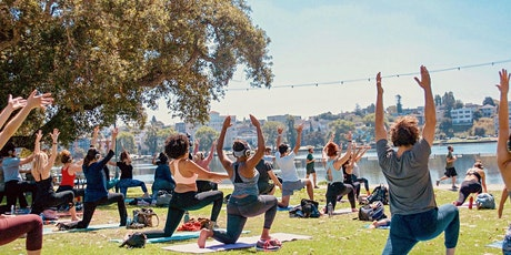 Morning Power Yoga @ Dolores Park with Kirin Power tickets