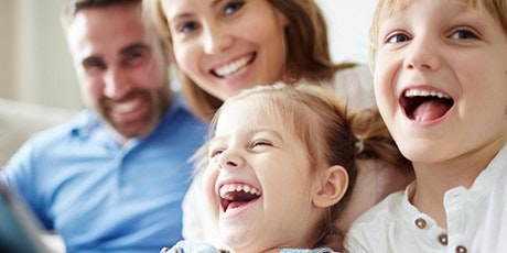 POSITIVE PARENTING FOR HAPPIER HOMES tickets