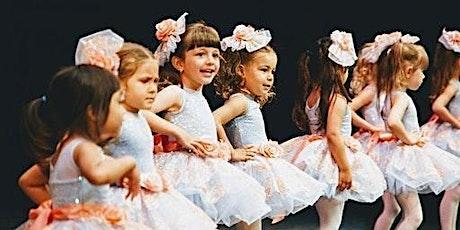 Drop-in  Junior Ballet tickets
