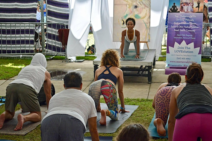 Miami Yoga Festival - Yoga Fun Day Miami image