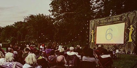 Vintage Open-Air Cinema: DIRTY DANCING (12) - FurthoManor - Sat 18th July tickets