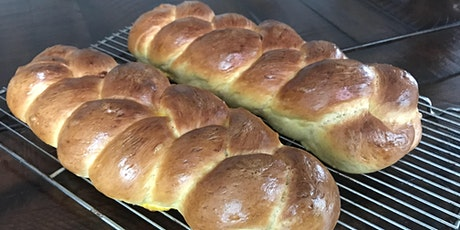 Internet Baking Class - Day 1 of Challah Bread with Bill the Baker tickets