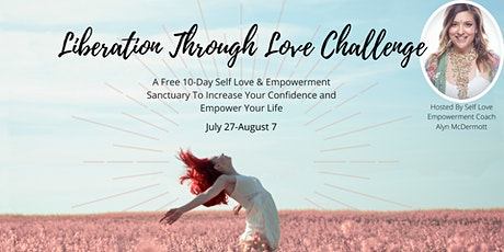 Liberation Through Love 10 Day Online Challenge tickets