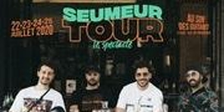 Seumeur Tour billets