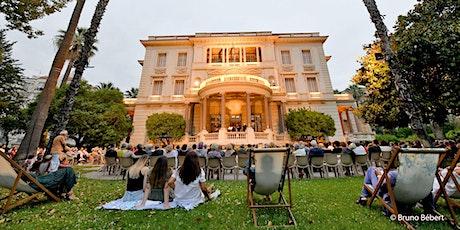Les soirées de la Villa Masséna – Musique des Empires – Duo Harpe et Chant billets