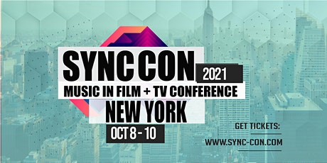 SYNC CON, New York: Music In Film and TV Conference tickets