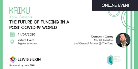 The Future of Funding in a Post Covid-19 World tickets