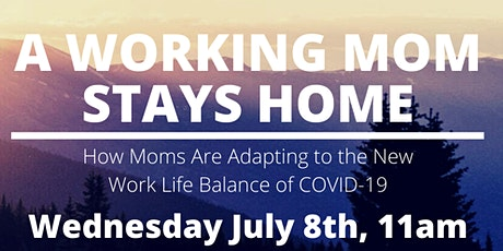 Energize Colorado: A Working Mom Stays Home tickets