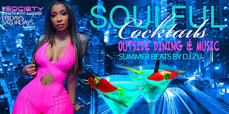 Soulful Cocktails (90's Block Party) tickets