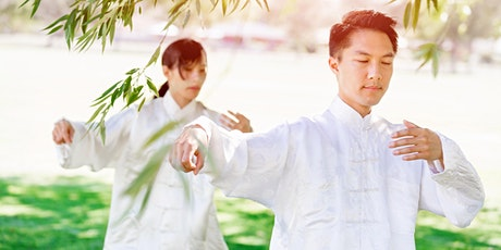 Taiji Qigong 18 Movements: Part 1 tickets