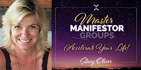 Master Manifestor Groups 2020 tickets
