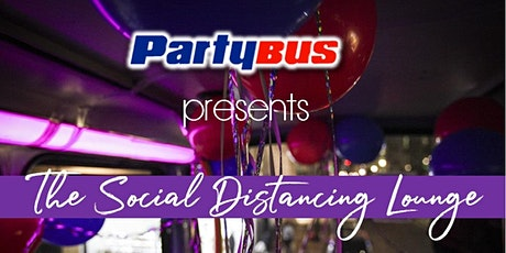 Party Bus Edinburgh presents The Social Distancing Lounge tickets