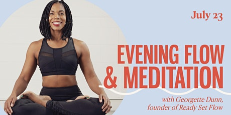 Evening Flow & Meditation tickets