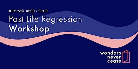 Past Life Regression Workshop billets