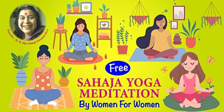 Free 4-Week Course of Online Guided Meditation for Women tickets