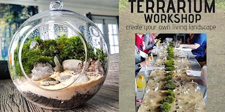 Create a Terrarium at Two Bucks Parma tickets