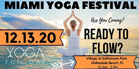 Miami Yoga Festival - Yoga Fun Day Miami tickets