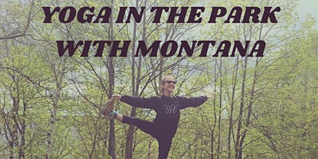 Yoga in the Park with Montana tickets