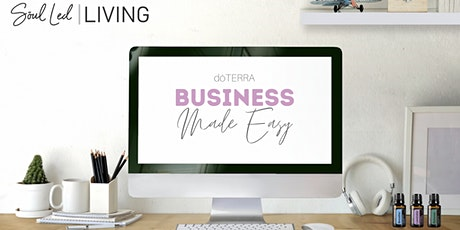 doTerra Business Made Easy tickets