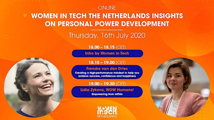 Women in Tech Insight Series: Personal Power Development image