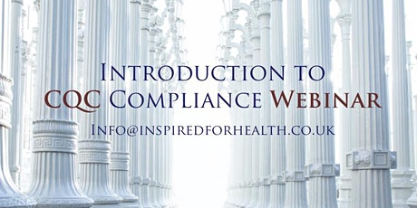 CQC - Introduction to Compliance Webinar tickets