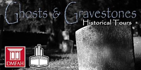 Ghosts & Gravestones tickets