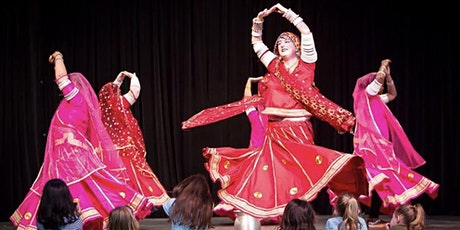Ghoomar Workshop Series:Bollywood Folk Fusion tickets