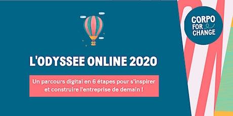 Apéro de clôture Odyssée Online 2020 - Paris tickets