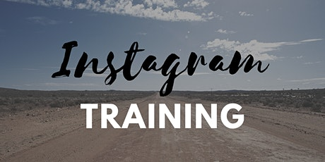 Instagram Training with CCL Virginia tickets