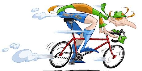 Inscription à la sortie du 18 juillet du Club vélo de Sutton tickets