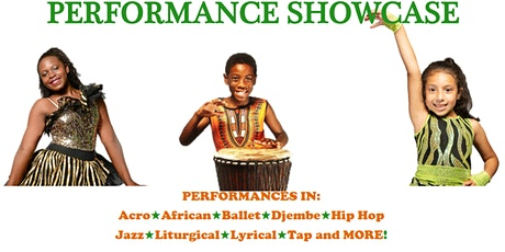 2021 Performance Showcase tickets