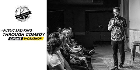 Online Workshop   Speaking With Confidence (through Comedy) tickets