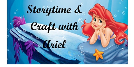 Storytime & Craft with Ariel Supporting the Back to School Supply Drive tickets