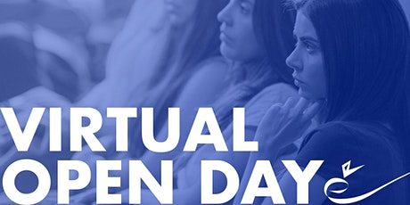 Virtual Open Day and Free Workshop - European School of Economics tickets