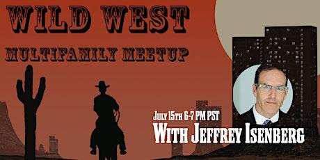 July 2020 Virtual Meetup - Creative Deal Strategies with Jeffrey Isenberg tickets