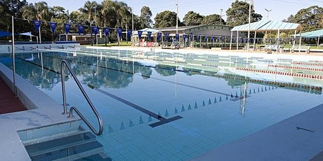 Canterbury Outdoor Pool Lap Swimming Sessions - Monday 6 July  2020 tickets