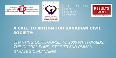 A Call to Action for Canadian Civil Society: Charting our course to 2030 tickets