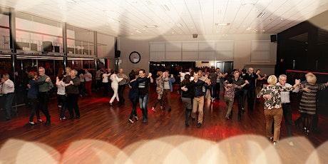 Trainingsles salsa & swing - Sport club tickets
