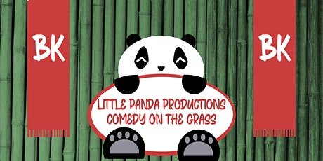Little Panda Productions: Comedy on the Grass tickets