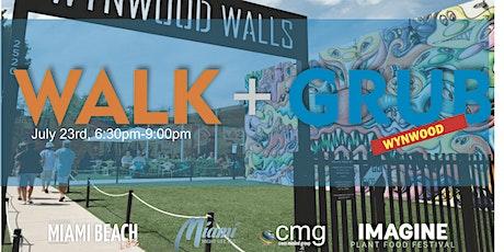 Walk & Grub Wynwood tickets