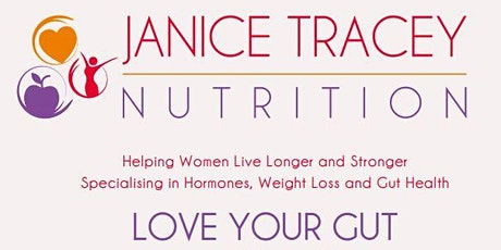 Love Your Gut - A Guide to Gut Health tickets
