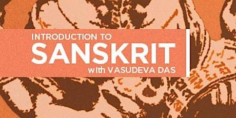 Introduction to Sanskrit Part 1 with Vasudeva Das tickets