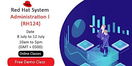 Red Hat System Administration I (RH124) - FREE DEMO SESSION billets