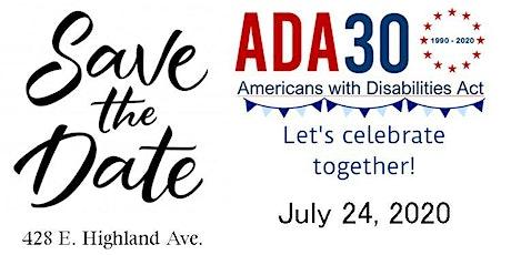 ADA Anniversary Celebration tickets