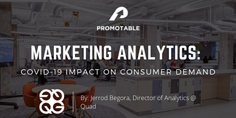 Marketing Analytics: Covid-19 Impact on Consumer Demand tickets