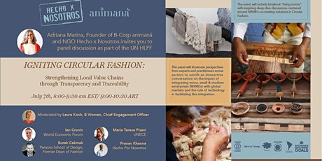 Igniting Circular Fashion by Collaboration tickets